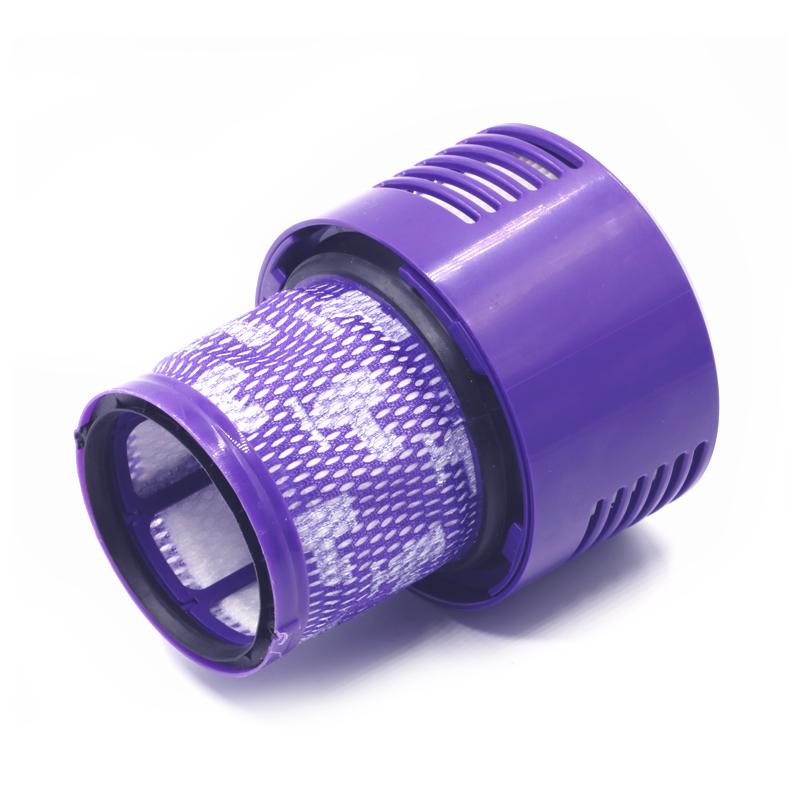 Моющийся Hepa фильтры пост-фильтр воздушный фильтр для дайсоны V10 SV12 робот пылесос Запчасти Аксессуары