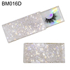 clear rhinestone  holographic glitter