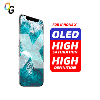 OG AMOLED LCD screens replacement mobile phone lcd display for iphone X XS XR XS MAX 11,cell phone lcd touch screen digitizer