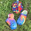 rainbow clog-B set