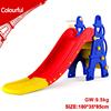 Red baby plastic slide