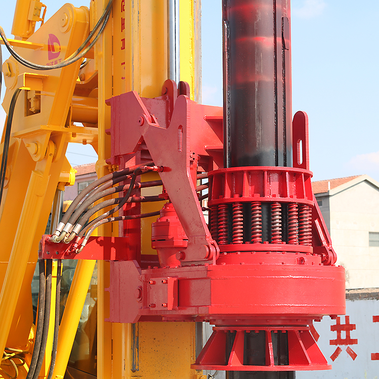 Professional Supply Hydraulic Drilling Piling Rigs For Sale