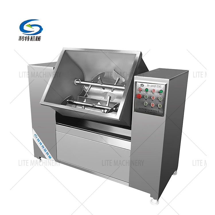 Professional 304 Stainless Steel electric Vegetable stuffing mixing machine meat mixer