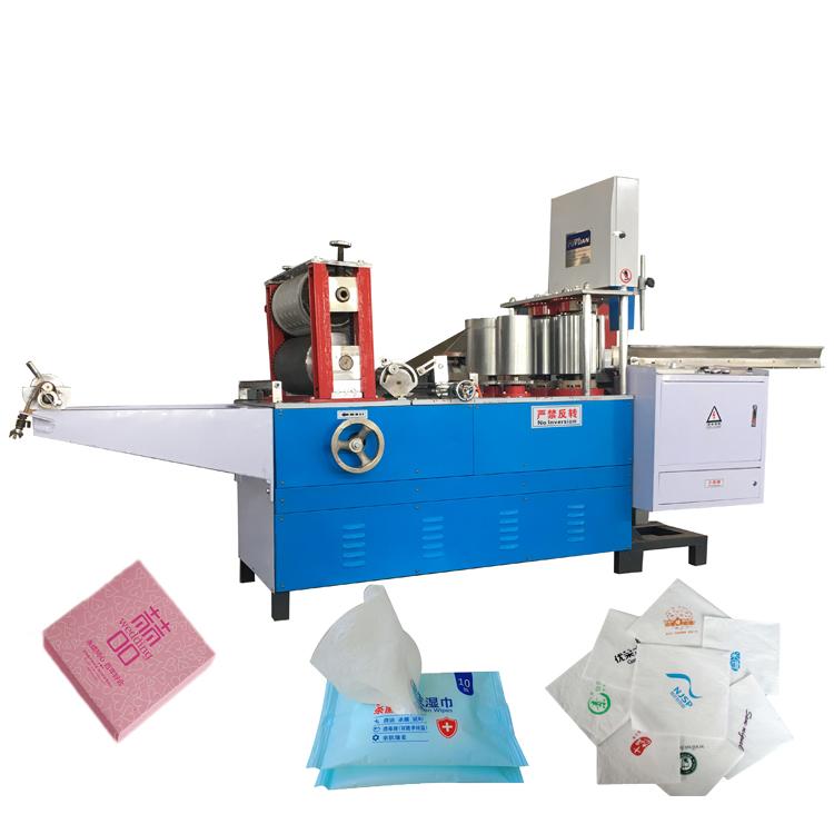 small business ideas manufacturing machines Tissue paper napkin machine