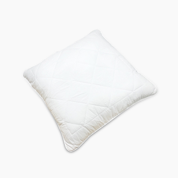 New Style Hypoallergenic Microfiber Pillow Square Form Elevated Pillow