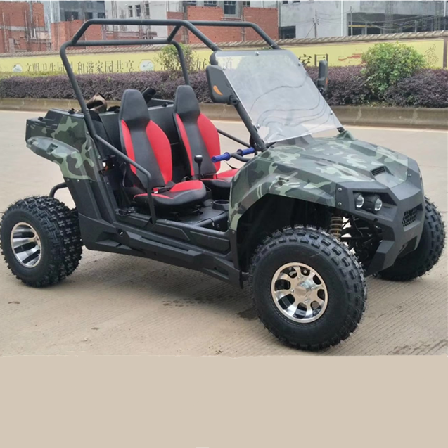 New Cars Electric or Gas or Petrol Vehicle Carrors 4 Wheels Made In China For Adults Mini Electric Jeep Car With CE Certificate