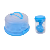 Cake Case + measuring cup spoons -Blue