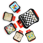 Modern Chess Themed Chess Set Manufacturer Modern Design Handmade Different Theme Of Plastic Chess Table Games Set For Sale