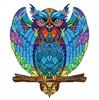 OWL  paper box
