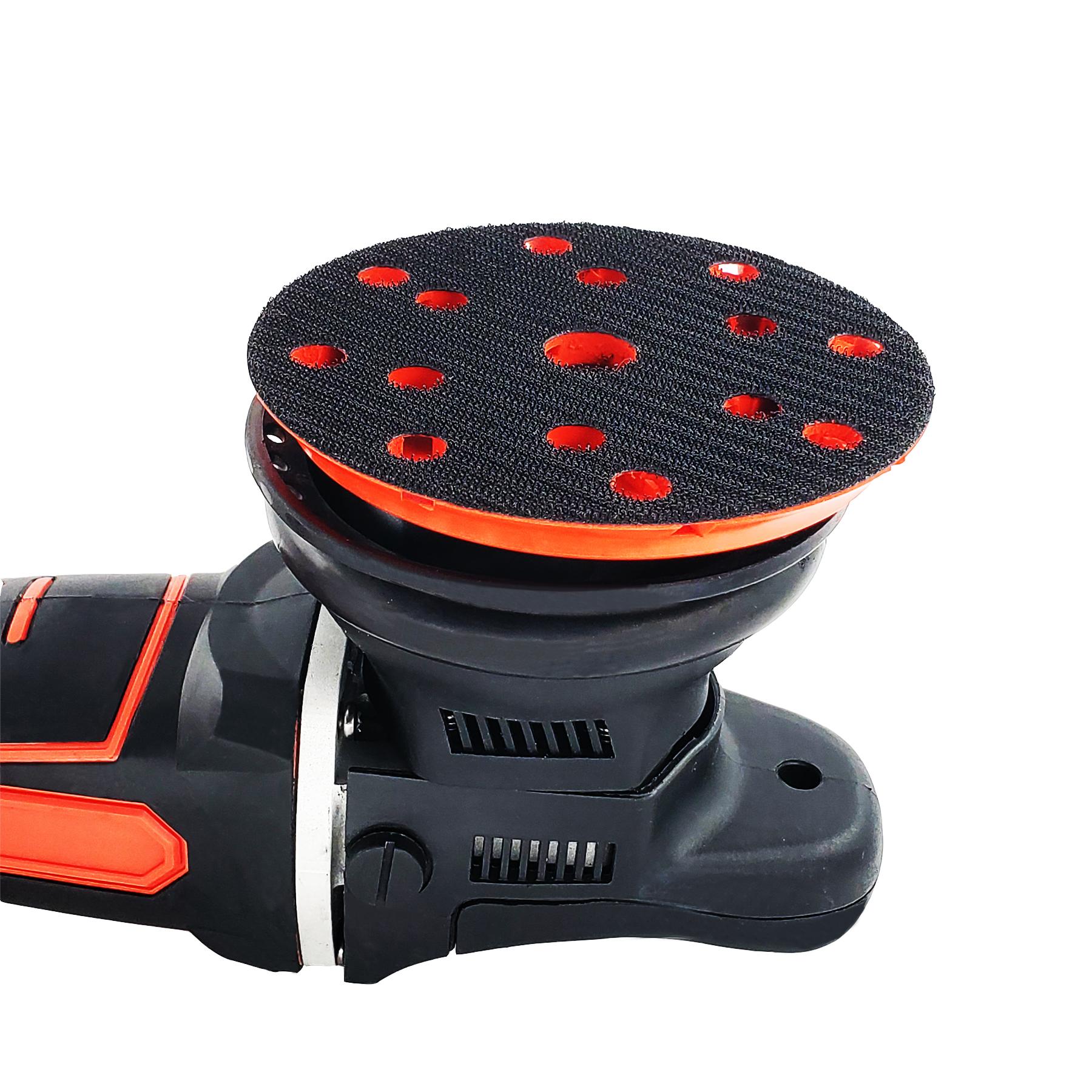 Wholesale Brushless Car Polishing Machine Cutomized Portable 15MM Lithium Cordless Car Polisher For Buffing