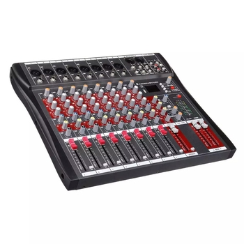 Best sale audio equipment mixing console dj mixer bluetooth recording