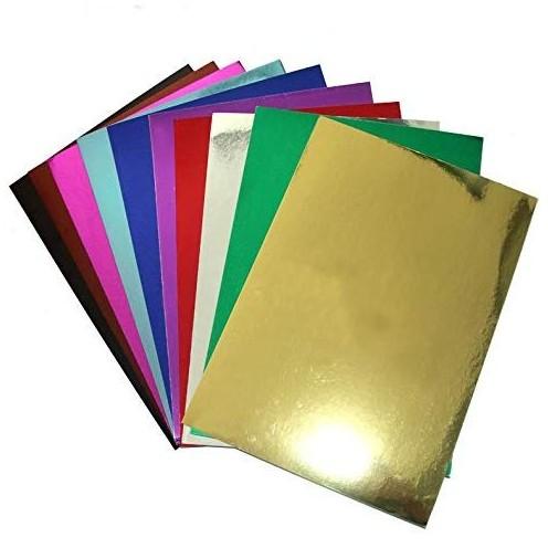 الحرفية الممعدنه الورق المقوى معدنية ملونة من الورق المقوى Buy كرتون معدني ملون لوحة ورق الفلورسنت لوحة ملصق ورقية Product On Alibaba Com
