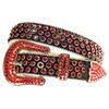 Black red 44 inch