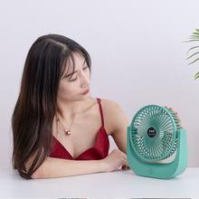 Настольный вентилятор 3-скоростной мини-Электрический вентилятор портативный общий USB вентилятор портативный спортивный вентилятор для оф...(Китай)