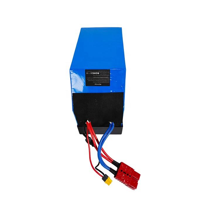 Мощный литиевый аккумулятор для электровелосипеда 72 в, 8000 Вт, 72 в, 48 Ач, с зарядным устройством