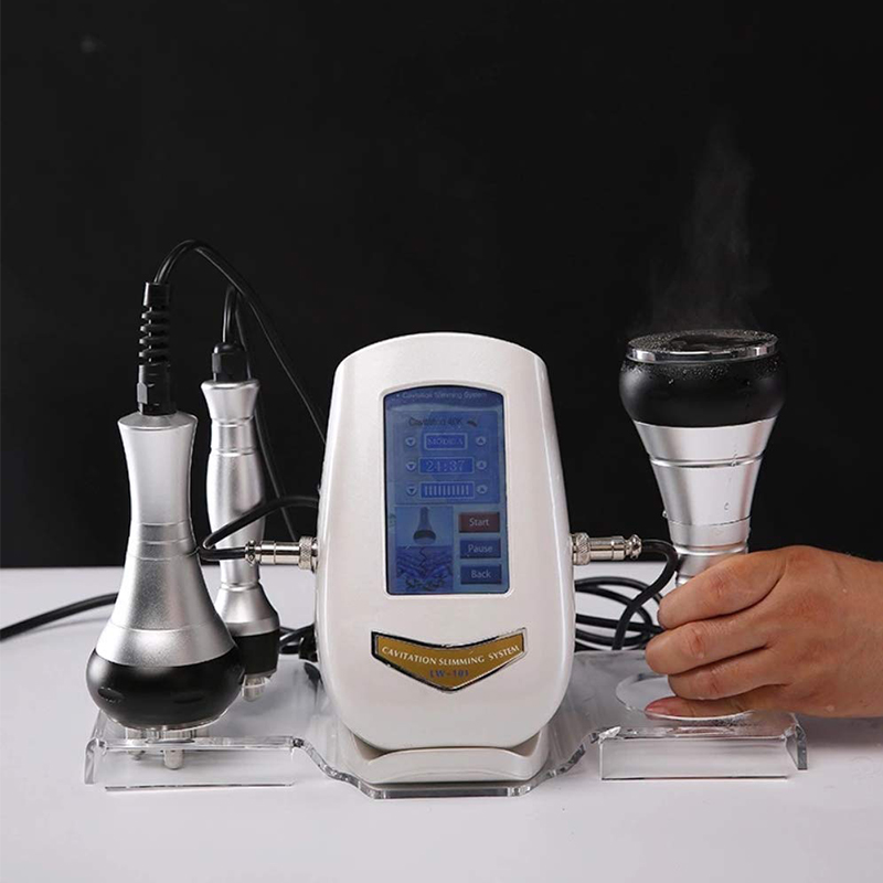 40K Cavitation Ultrasonic Weight Loss Beauty Machine Multi-polar RF Radio Frequency Anti-wrinkle Rejuvenation Skin Lift Tighten