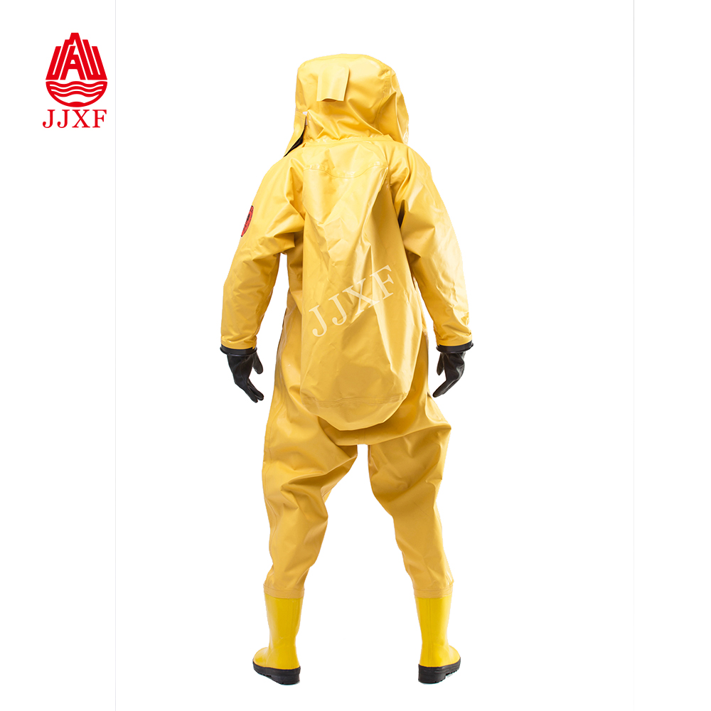Yellow Heavy Duty Chemical Hazmat Suits Buy Chemical Protective Suit Chemical Suits For Sale Rubber Chemical Suit Product On Alibaba Com