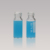 China Free sample Short thread Lab Autosampler Glass Vial with PP screw cap and butyl septa for chromatography analysis