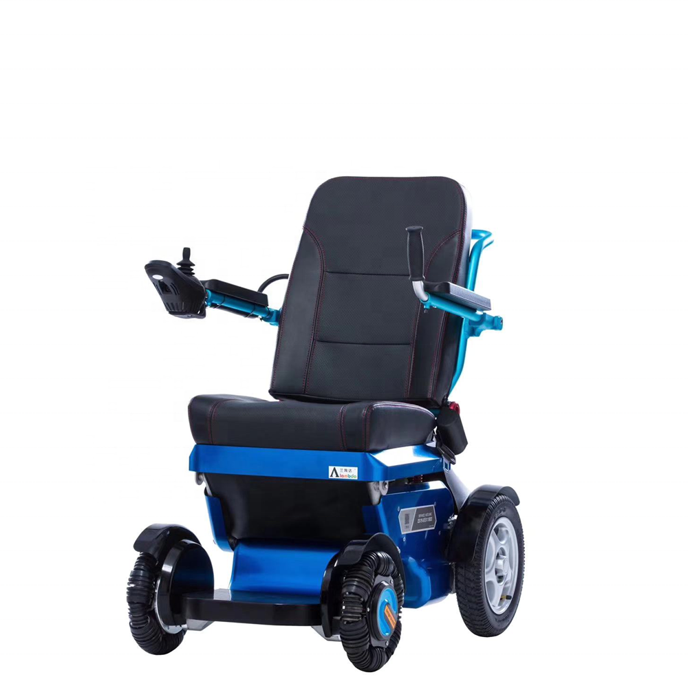 DN-2000 24v 23Ah All Terrain Electric Auxiliary Standing Scooter for Elderly People