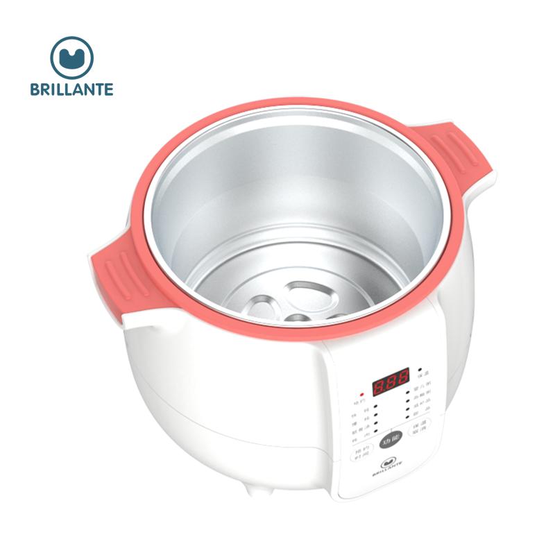 1.2L hot sale mini electric multi  cooker 3.7L With Non Stick Inner Pot