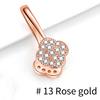 #13 Rose Gold