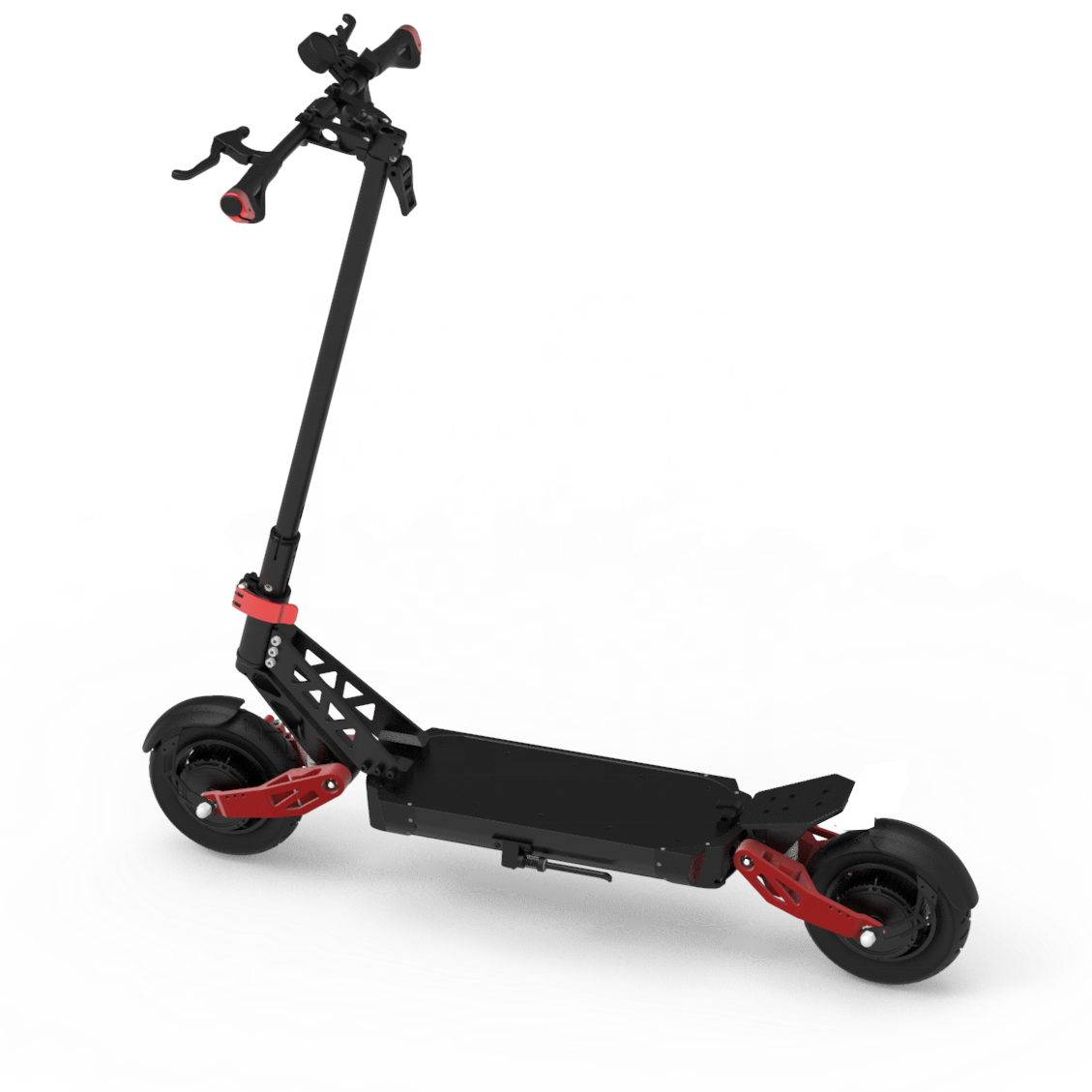 2020 Newest VDM 10 Inch Dual Motor Light Weight 52v 2400w Affordable Price Electric Scooter