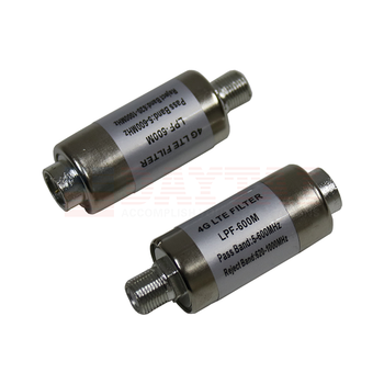5-600Mhz Low Pass Filter CATV 4G LTE Filter