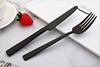Tafel mes, tafel vork