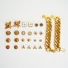 Gold Chains Set