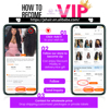 free gifts and Vip discount