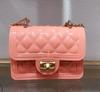 2pcs Pink slipper + bag