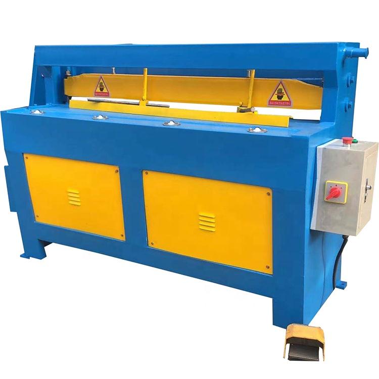 Cheap price Electric Guillotine shear motor shearing machine Sheet metal Shear Q11-1.2x2500