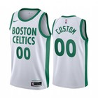 The new celtics No. 0 Tatum embroidered version of the New Jersey basketball jersey