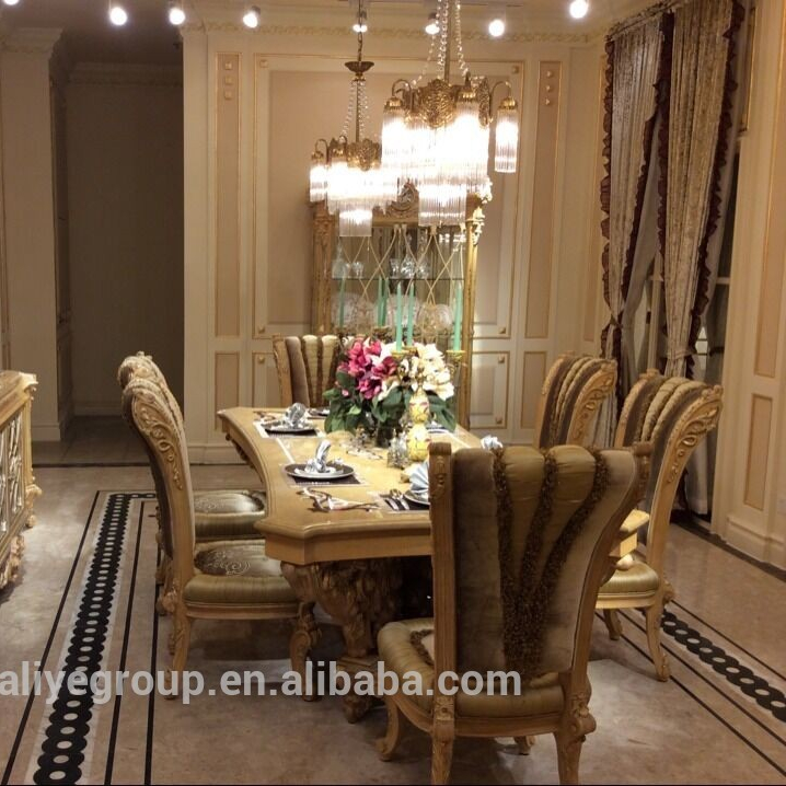Foshan Table And Chairs Dining Room Luxury And Luxury Dining Room Furniture Buy Luxury Dining Table Luxury Dining Room Furniture Table And Chairs Dining Room Luxury Product On Alibaba Com
