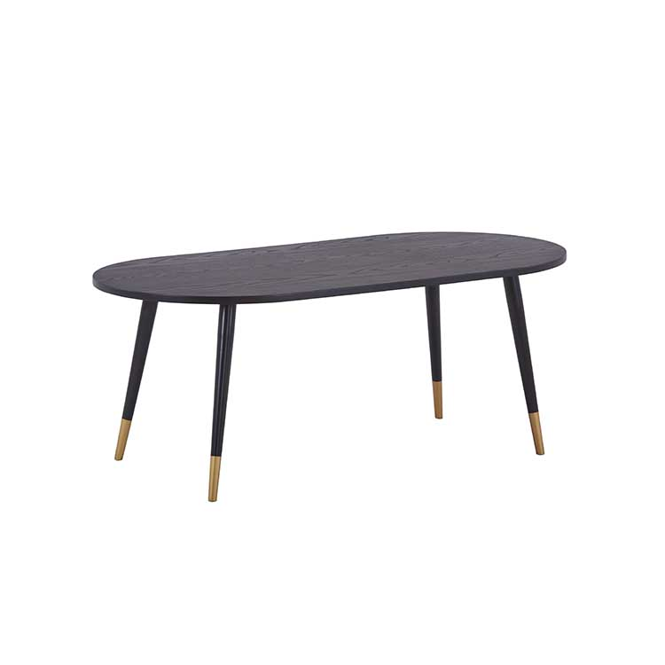 coffee wooden nordic small smart antique solid wood black center table for design tea modern luxury living room furniture