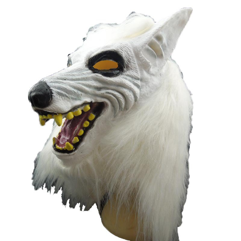 Scary Animal Halloween Masks.Hand Ready Halloween Party Curtain Bar Full Head Wolf Mask Hot Sale Fast Shipping Scary Adult Decorations Animal Halloween Masks Buy Halloween Mask Mask Halloween Led Mask Halloween Halloween Mask Scary