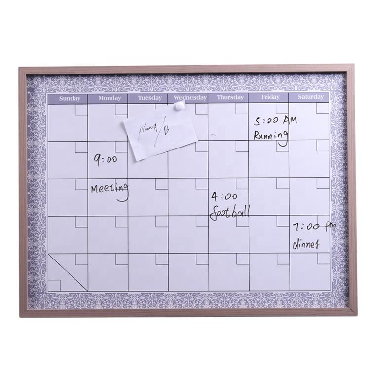Multiple Size Wall Memo Notice Bulletin Board Trim For Home School Message - Yola WhiteBoard   szyola.net