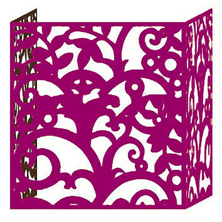 Exterior Aluminum Decorative Panels for Outdoor Air Conditioner Covers