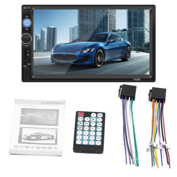 high power 7010B 7inch 2 din car stereo without dvd
