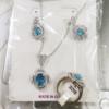 Sea Blue-A set