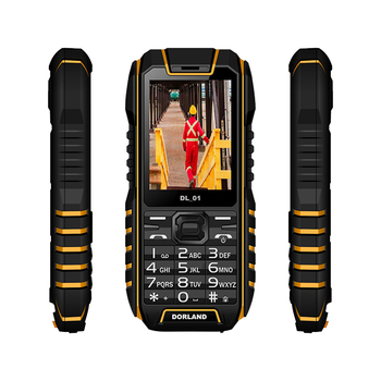 Dorland DL_01 explosion-proof mobile phone IP68 GSM dual sim card best rugged cell phone