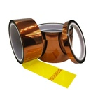 Gold Tapes Tape Film Tape Heat Resistant Adhesive High Temperature Resistable Pet Gold Tapes Polyimide Film Tape