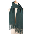 Scarf Solid Plain High Quality Shawls Cashmere Wool Scarf Pashmina Shawl Women Solid Color