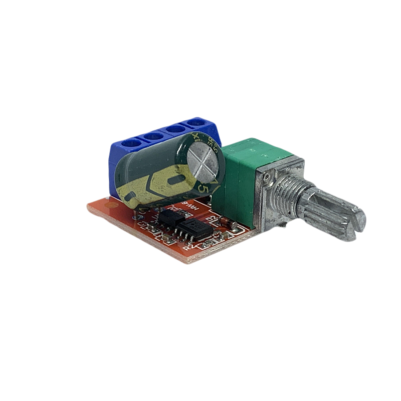 PWM Speed Controller 3V 6V 12V 24V 35V Speed Control Switch Mini LED Dimmer 5A 90W PWM DC Motor Speed Control