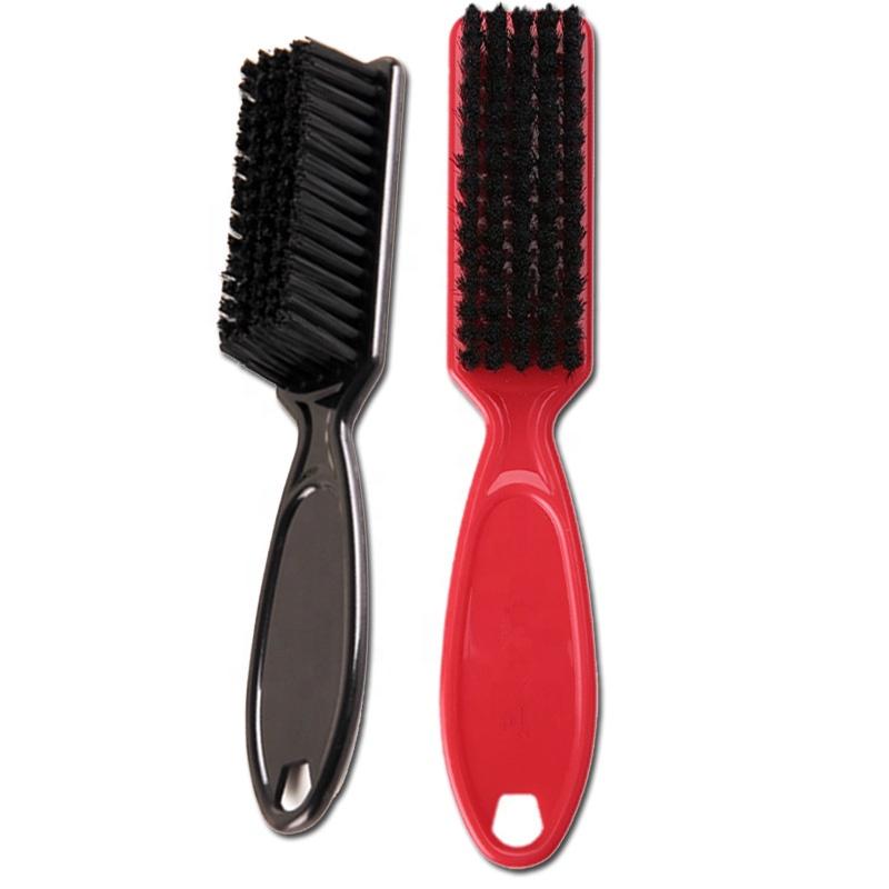 Распродажа парикмахерских кистей с логотипом на заказ, щетка для бороды для парикмахерской, оборудование для парикмахерской