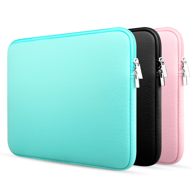 Laptop sleeve Custom Size Durable Breathable Laptop Sleeve Case Protective Carrying Bag For Notebook