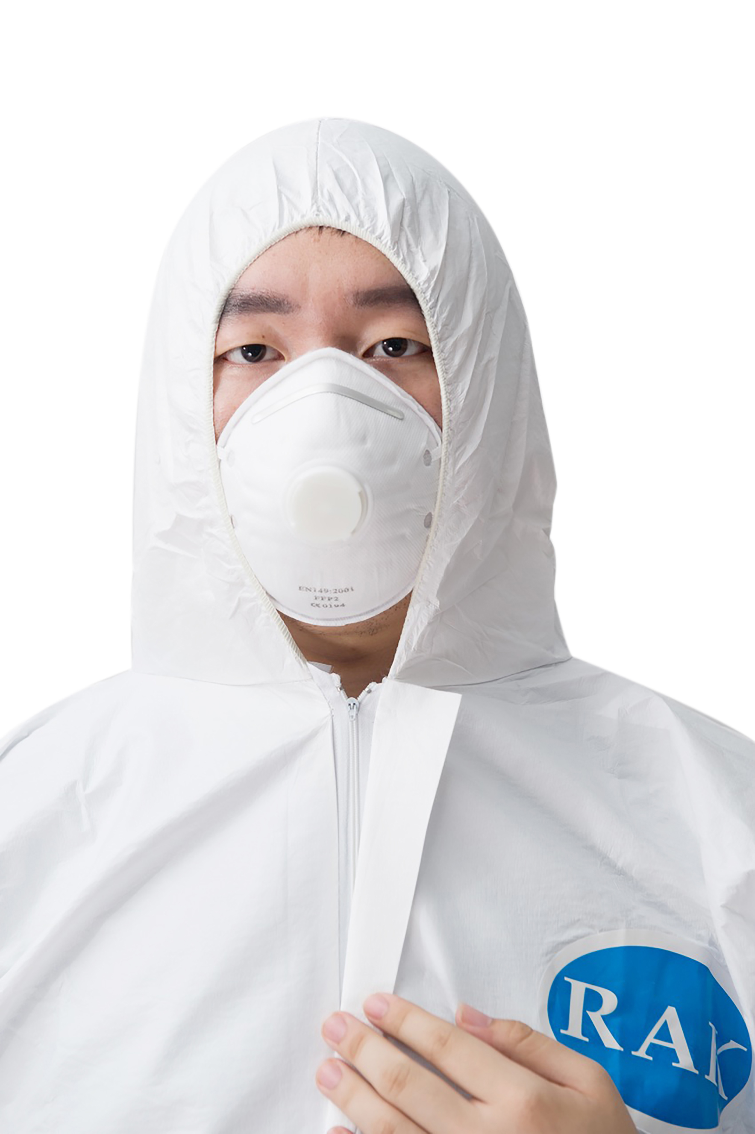 China factory ppe suit coverall gown microporous polypropylene coveralls