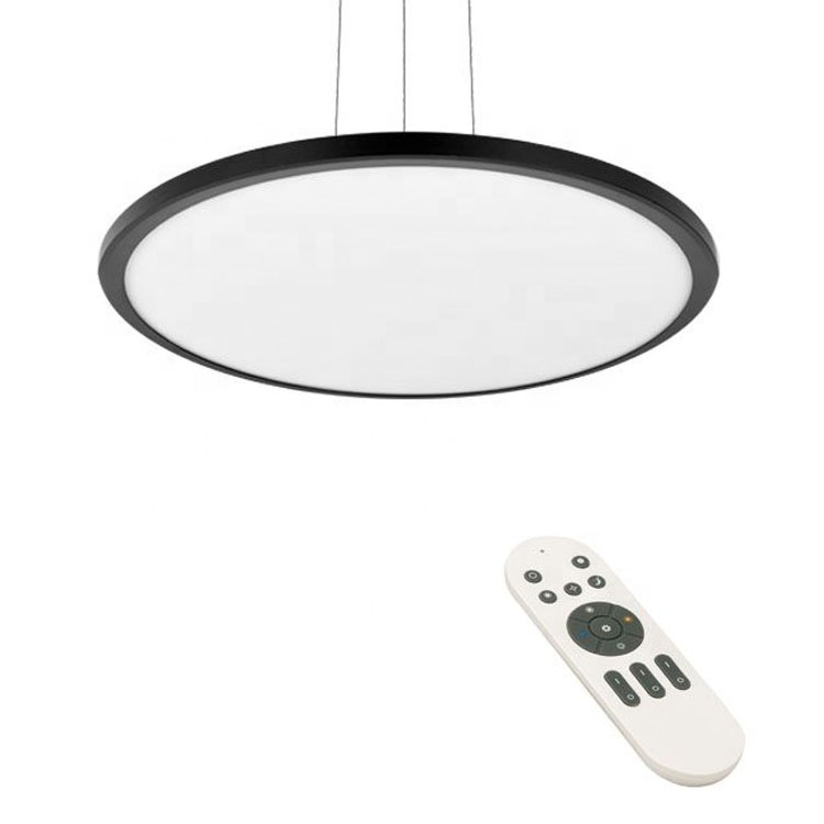 Factory Directly Sell White round square aluminum lamp body driver for 12W 6W Cob Glass Led Panel Light