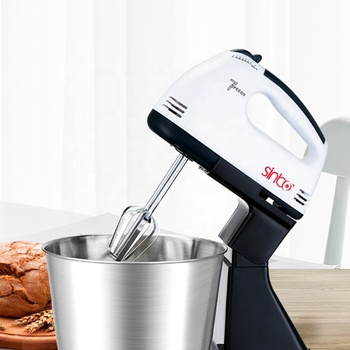 7 Speed Stand Electric Food Mixer High Quality Kitchenware Household 200W Food Mixer