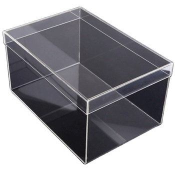 Factory Clear Acrylic Gift Packing Display Box